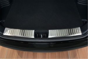 Laadruimtebeschermer | Hyundai ix35 2010- | 2-delig | profiled | RVS