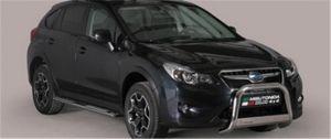 Sidesteps Subaru XV 2012- Grand Pedana ovaal