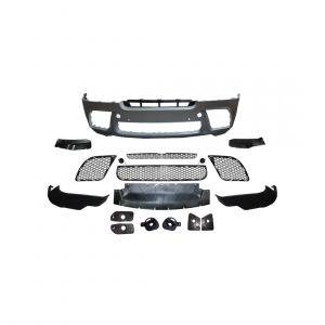 Voorbumper   BMW X6 E71 2008-2013   voor M-Pakket   ABS Kunststof   PDC en koplampsproeiers