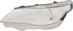 Koplampglas Links | Vervang glas | BMW 5-serie E60 E61 2003-2007 | Xenon en Halogeen koplampen