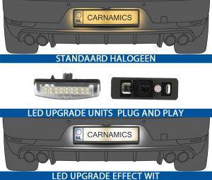 led kentekenverlichting voor diverse lexus modellen