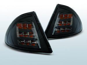 voorknipperlichten bmw e46 led in zwart