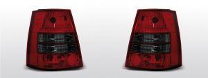 achterlichten volkswagen golf 4 / bora rood/smoke