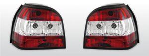 achterlichten volkswagen golf 3 rood/wit