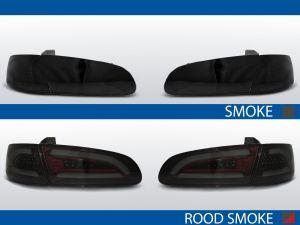 achterlichten seat ibiza 6l smoke of rood/smoke