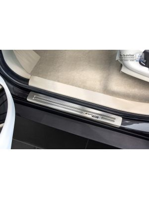 Instaplijsten BMW X5 F15 RVS met inscriptie Special Edition