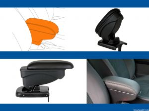 Armsteun Slider VW Golf VII 2013-