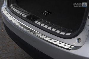 achterbumperbeschermer lexus nx RVS Avisa