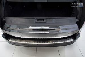 Achterbumperbeschermer   Land Rover   Range Rover 13-17 5d suv.   RVS