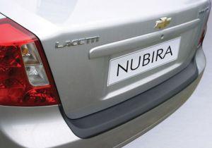 Achterbumper Beschermer | Chevrolet/Daewoo Lacetti/Nubira Sedan 2003- | ABS Kunststof