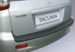 Achterbumper Beschermer | Chevrolet/Daewoo Tacuma 5-deurs 2001-2009 | ABS Kunststof