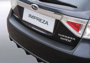 Achterbumper Beschermer | Subaru Impreza 5-deurs 2007-2015 | ABS Kunststof