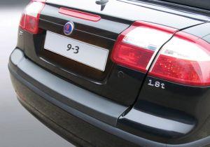 Achterbumper Beschermer | Saab 9-3 Cabrio 2003-2007 | ABS Kunststof
