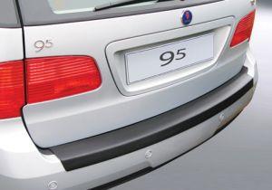 Achterbumper Beschermer | Saab 9-5 Estate 2005- | ABS Kunststof