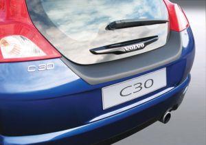 Achterbumper Beschermer | Volvo C30 2006-2012 | ABS Kunststof