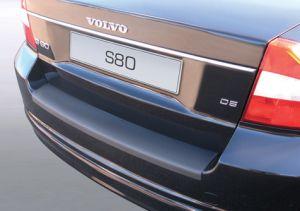 Achterbumper Beschermer | Volvo S80 2006-2009 | ABS Kunststof