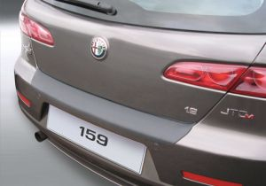 Achterbumper Beschermer | Alfa Romeo 159 Sportwagon | ABS Kunststof
