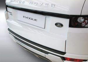 Achterbumper Beschermer | Land Rover Range Rover Evoque 3-deurs 2011- | ABS Kunststof