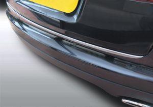 Achterbumper Beschermer   Jaguar XF Sportbrake 2012-   ABS Kunststof