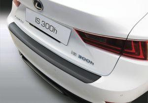 Achterbumper Beschermer | Lexus IS 2013- | ABS Kunststof