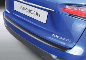Achterbumper Beschermer | Lexus NX 2014- | ABS Kunststof