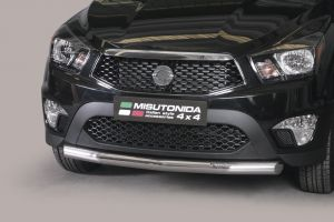 Pushbar Ssangyong Actyon Sports 2012-  Super Bar