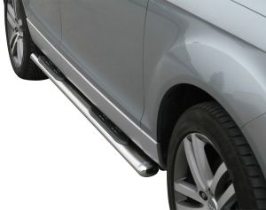 Side bars | Audi Q7 2006-2015 | RVS