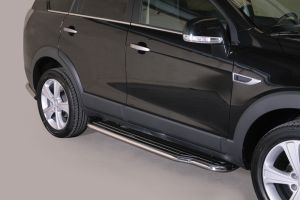 Side Bars | Chevrolet | Captiva 11-14 5d suv. | RVS