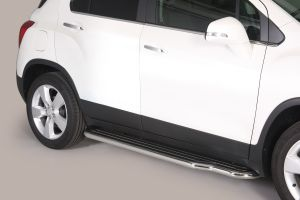 Side Bars | Chevrolet | Trax 13-14 5d sta. | RVS