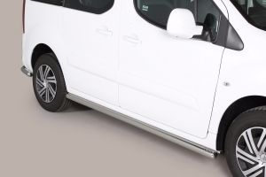 Side bars | Citroën Berlingo 2008-2014, 2015- | RVS