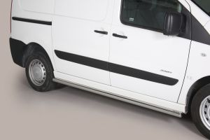 Side bars | Citroen Jumpy 2006-2015 | SWB versie | side protection