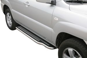 Side Bars | Kia | Sportage 08-10 5d suv. | RVS