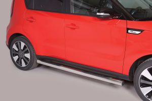 Side Steps / Sidebars | Kia Soul 2014- | RVS