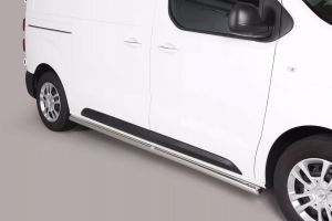 Misutonida side bars Citroen Jumpy MWB