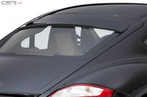 Achterraamspoiler | Porsche  987 Cayman 2005-2009 | Fiberflex