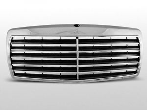 grille avantgarde type mercedes 190 serie w201 abs chroom
