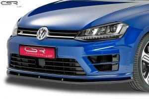 Volkswagen Golf 7 Cup Spoilerzwaard uit 2013 ABS CSR CSL111 zwart