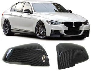 Spiegelkappen Carbon | BMW F20/F21/F22/F87/F23/F30/F31/F34/F35/F32/F33/F36/I01/E84