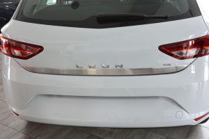 Achterklep sierlijst | Seat Leon 5F 5-deurs 2013- | RVS