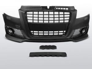 Voorbumper S8 Look upgrade voor audi A3 8P2 modellen 2008-2012 . Met mistlampen en optioneel PDC parkeersensor geschikt   Online bestellen