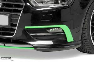 Air Intakes | Audi | A3 12-16 3d hat. / A3 Cabriolet 13-16 2d cab. / A3 Sportback 13-16 5d hat. | Fiberflex