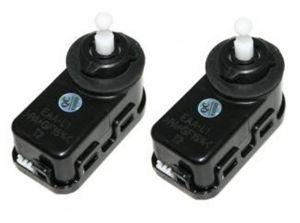 Koplamp verstelmotor voor  koplampen (set)