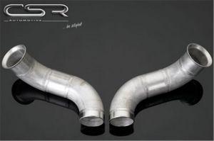 Uitlaat adapter voor HSK911 Achterbumper ombouw Turbo Look
