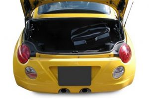 Reistassen set | Daihatsu Copen 2002-2010 2d | Car-bags