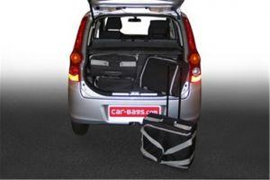 Reistassen set | Daihatsu Cuore 2007- 5 deurs | Car-bags