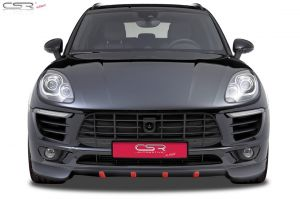 Frontspoiler | Porsche Macan 2014-