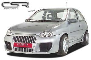 Voorbumper Opel Corsa B Hatchback  1993-2000 GVK SF-Line