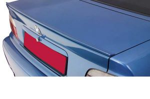 Spoilerlip | Volkswagen | Polo 05-09 3d hat. / Polo 05-09 5d hat. | 9N2 | ABS Kunststof