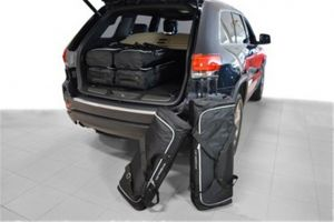Reistassen set | Jeep Grand Cherokee 2010- suv | Car-bags