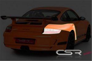 Spatbord rechts Porsche 911/996 Coupe/Cabrio (niet voor GT2.